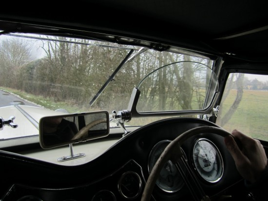 MG TD offers a proper old school experience (Note: Screens for Seasons).