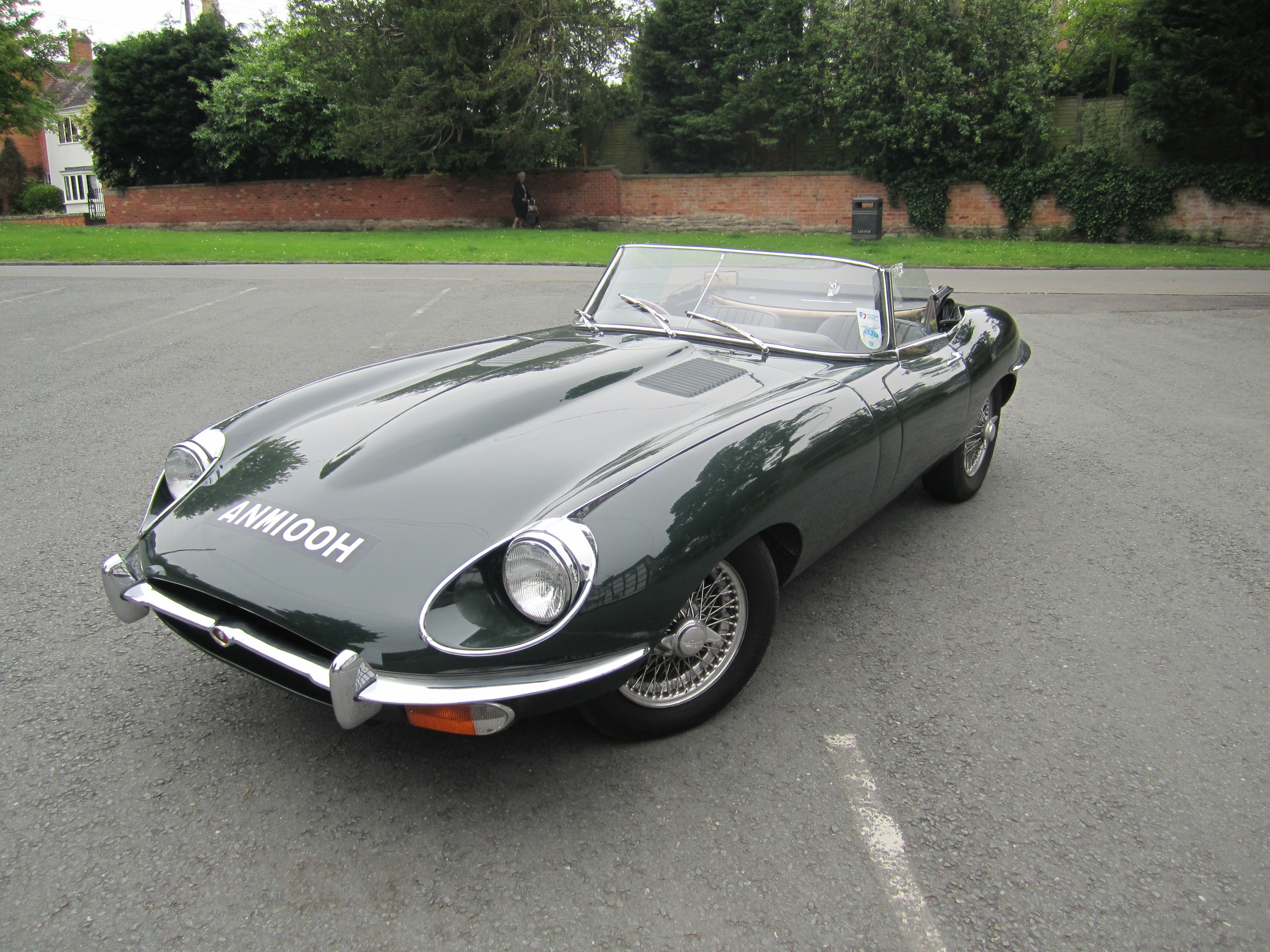 Jaguar E-Type Series 1.5 Convertible
