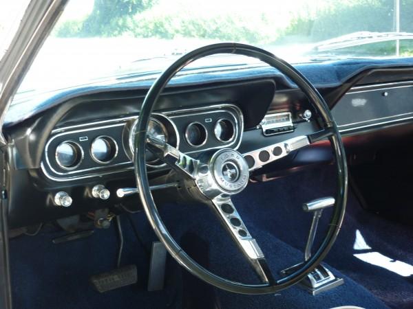 Mustang 289 V8 Convertible