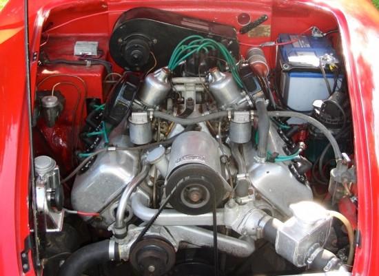 Daimler SP250 Dart