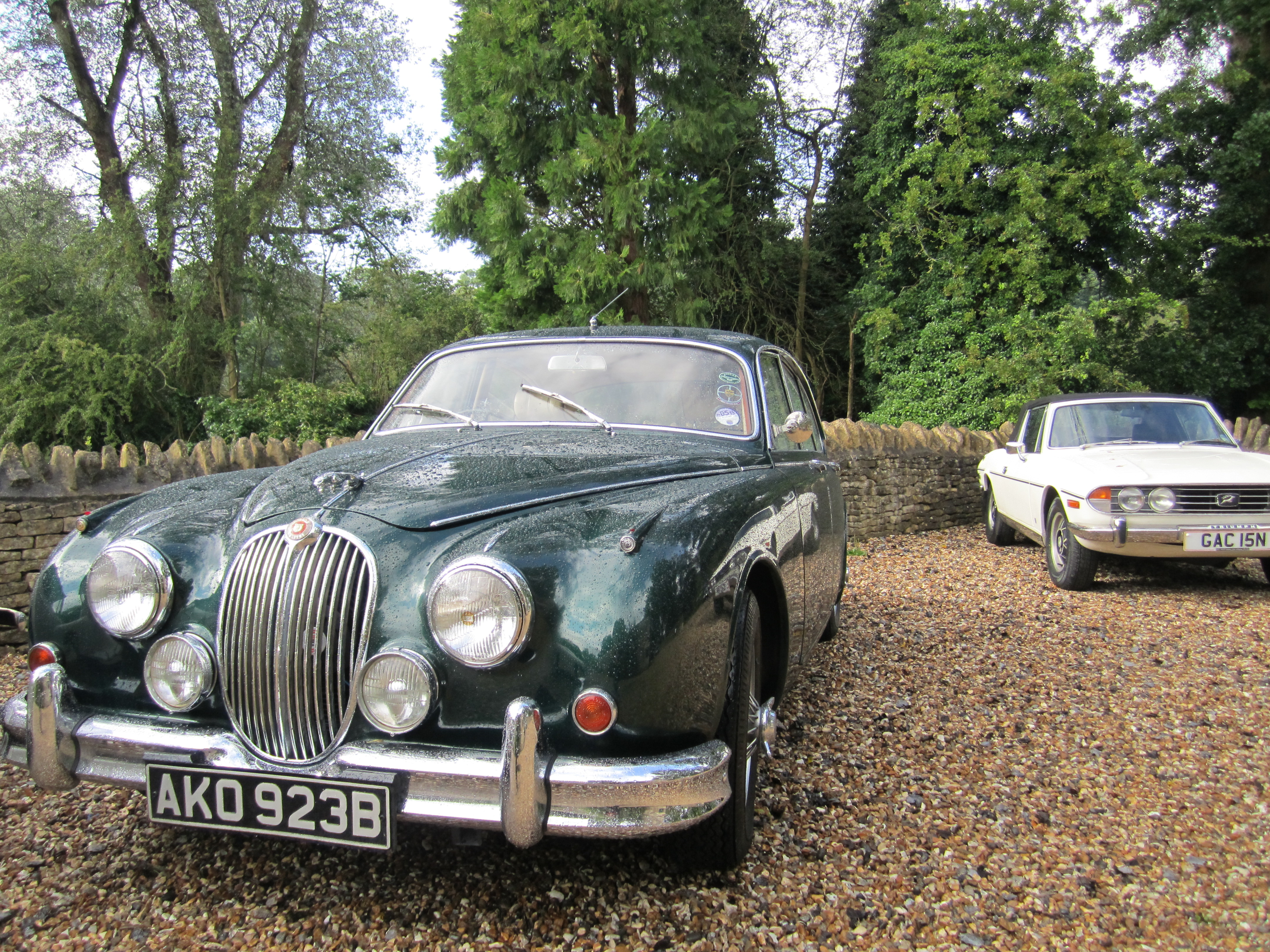 Classic Car Hire in Yorkshire