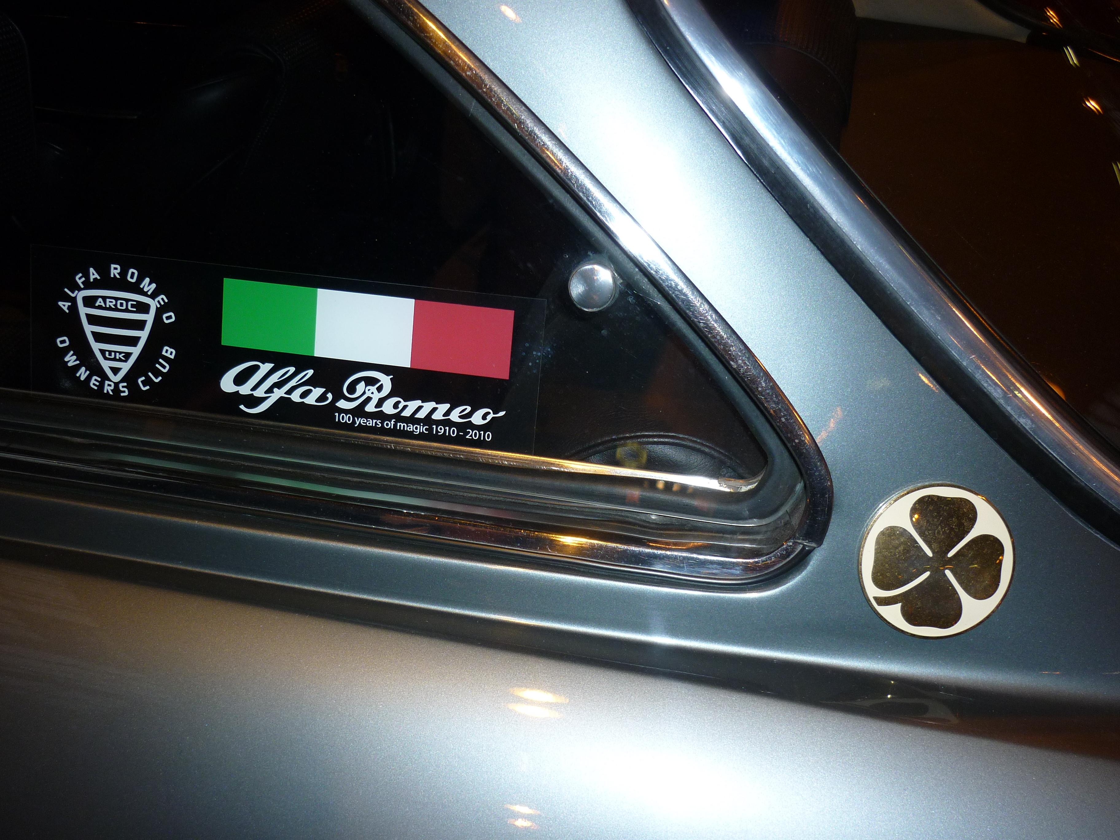 Alfa Romeo – Magic