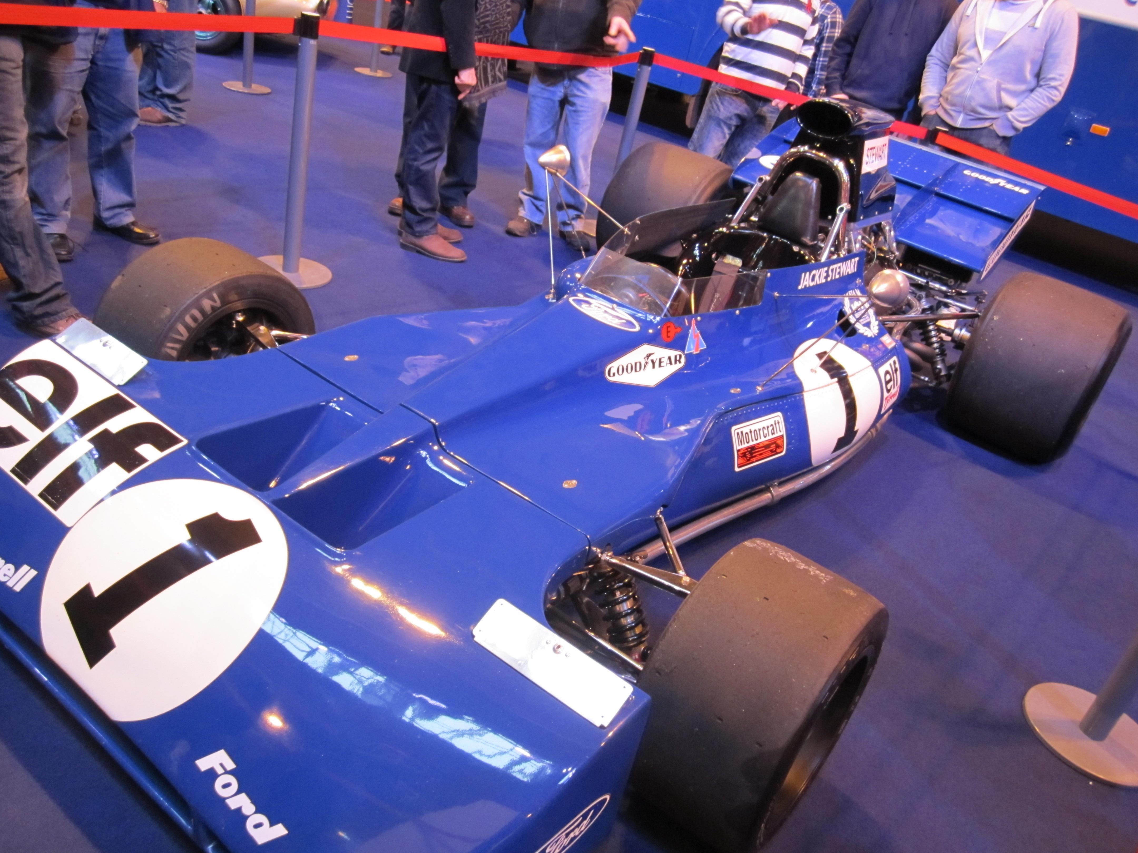 Tyrell F1 Car
