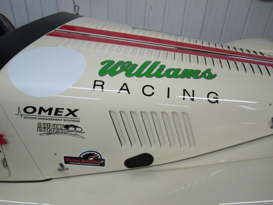 Look out for Williams Morgan Racing at the events listed below