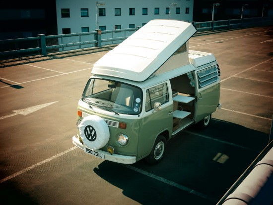 VW Campers for Hire