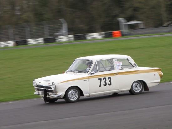 MK1 Lotus Cortina (Picture: Terry Nichols)