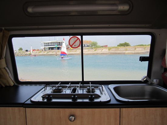 VW T2 Camper Van