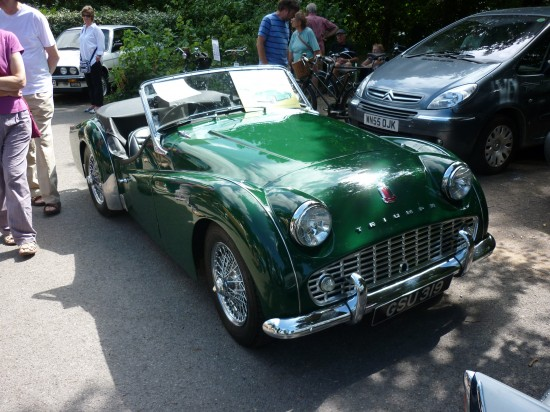 Frenchay Vintage Vehicle Show