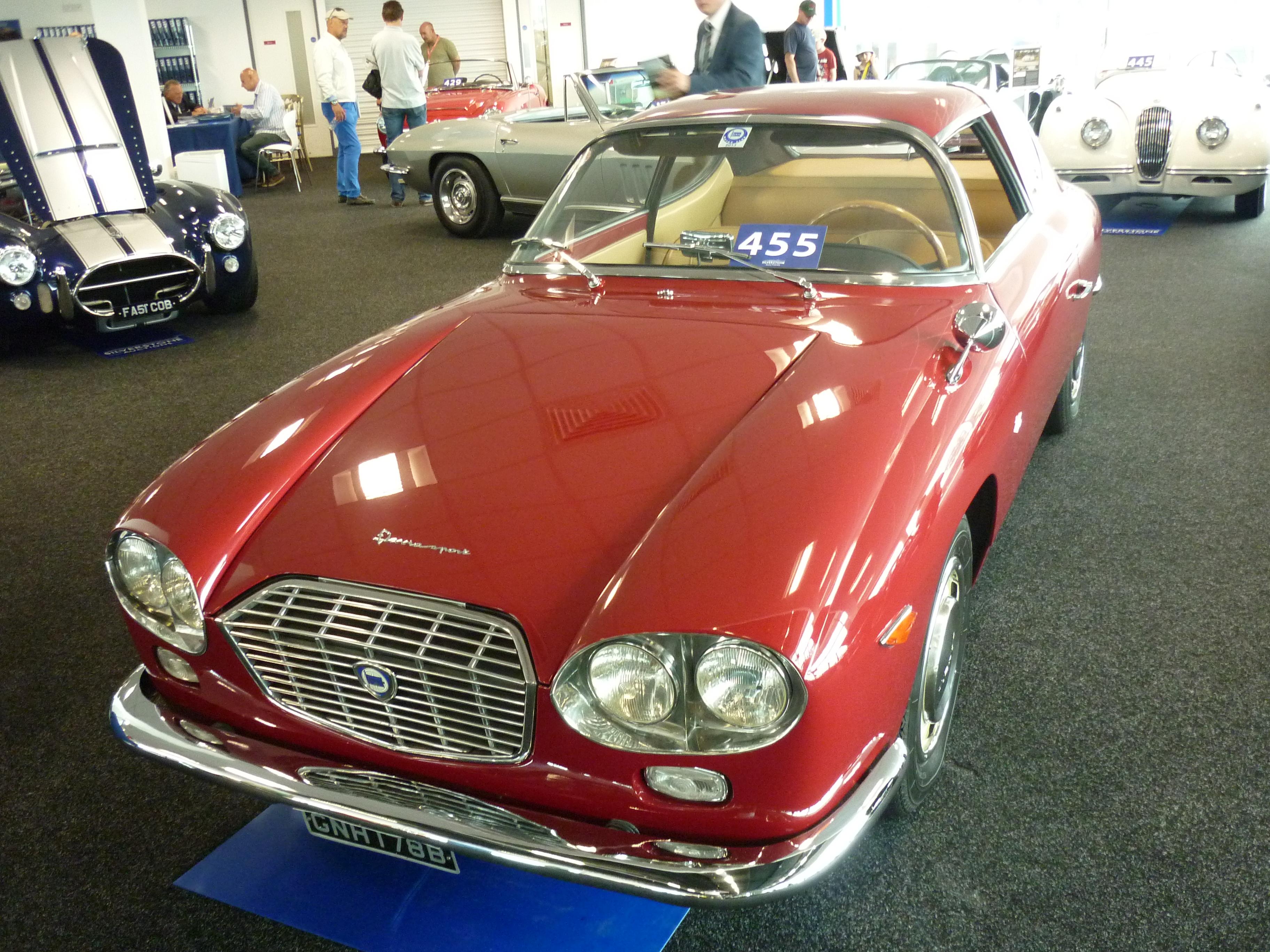 1964 Flavia Sport Zagato