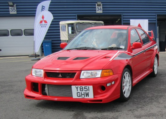 The Evo 6 TM has all the hallmarks to be a true classic