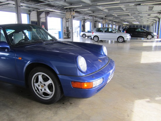 Well driven 964 proved to be quick leaving many others behind