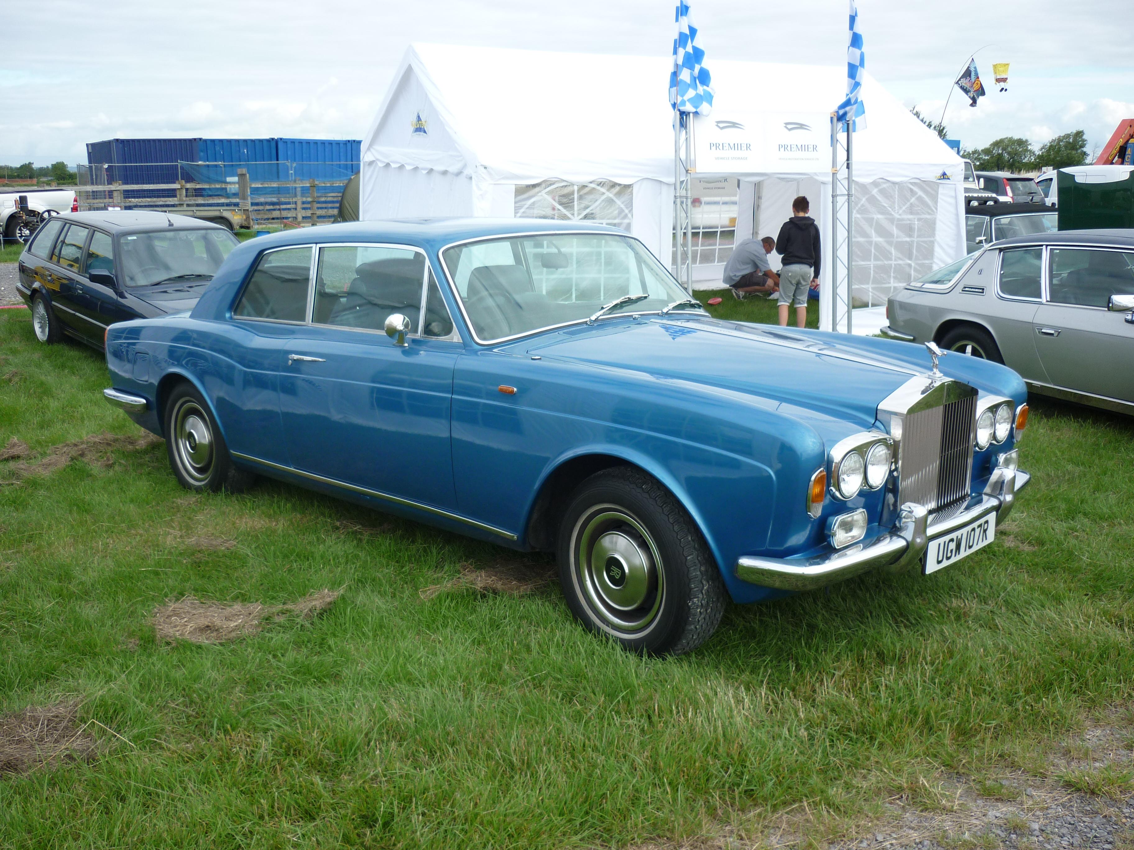 Rolls Camargue