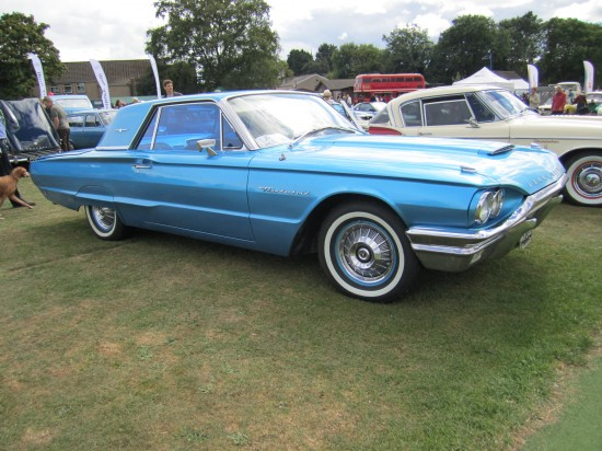 Tetbury Classic Car Show