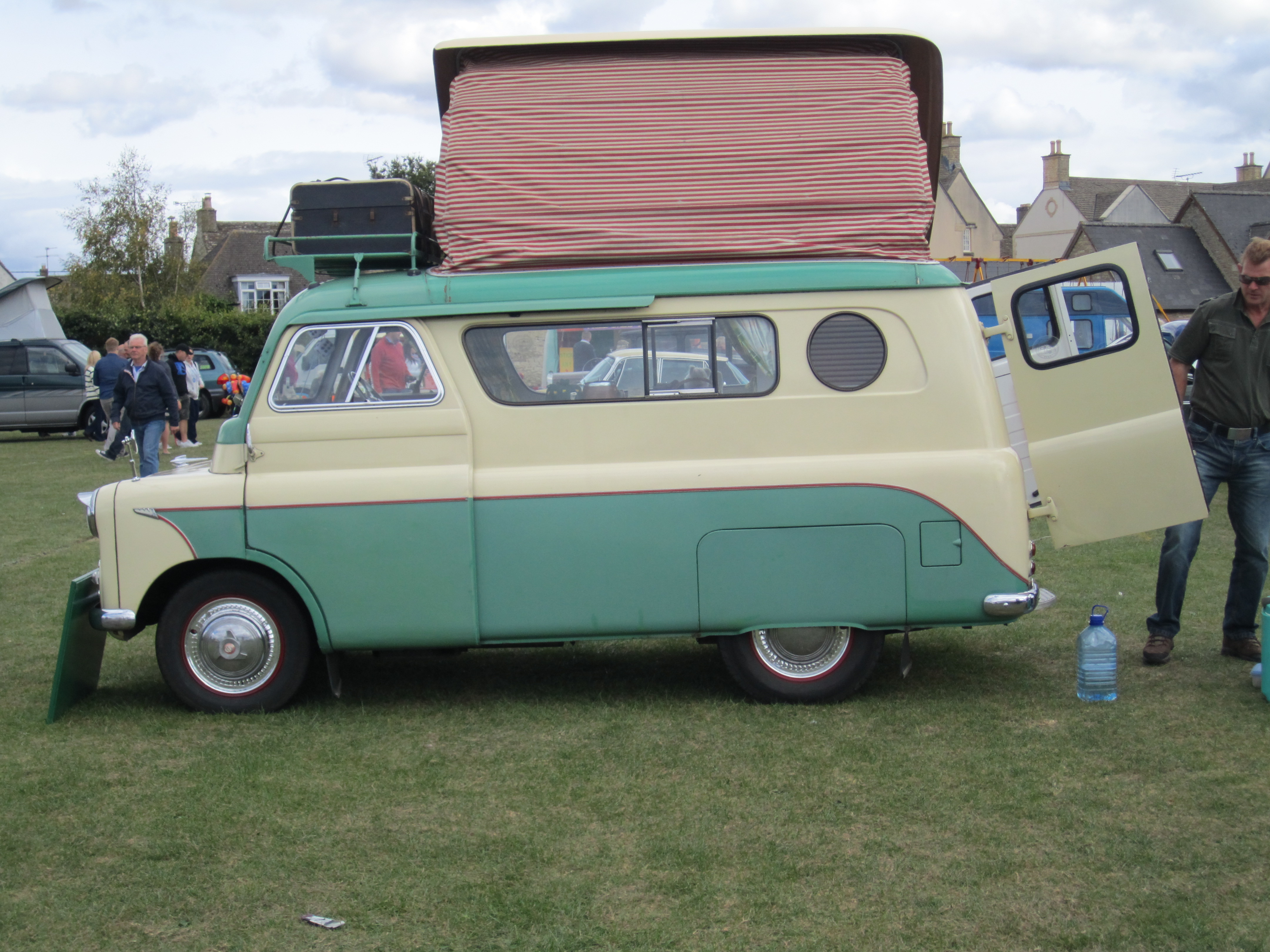 Betsy the Campervan