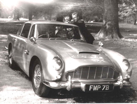 James Bond Goldfinger DB5