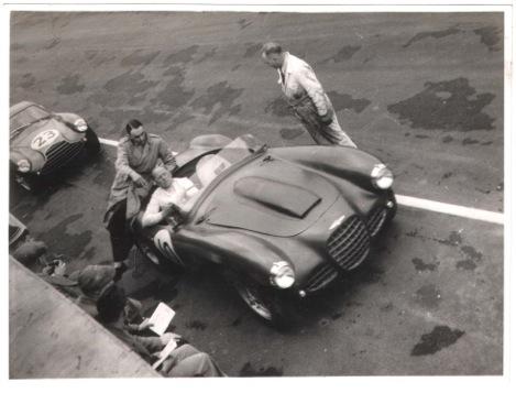 Lagonda V12 Reg Parnell, John Wyer