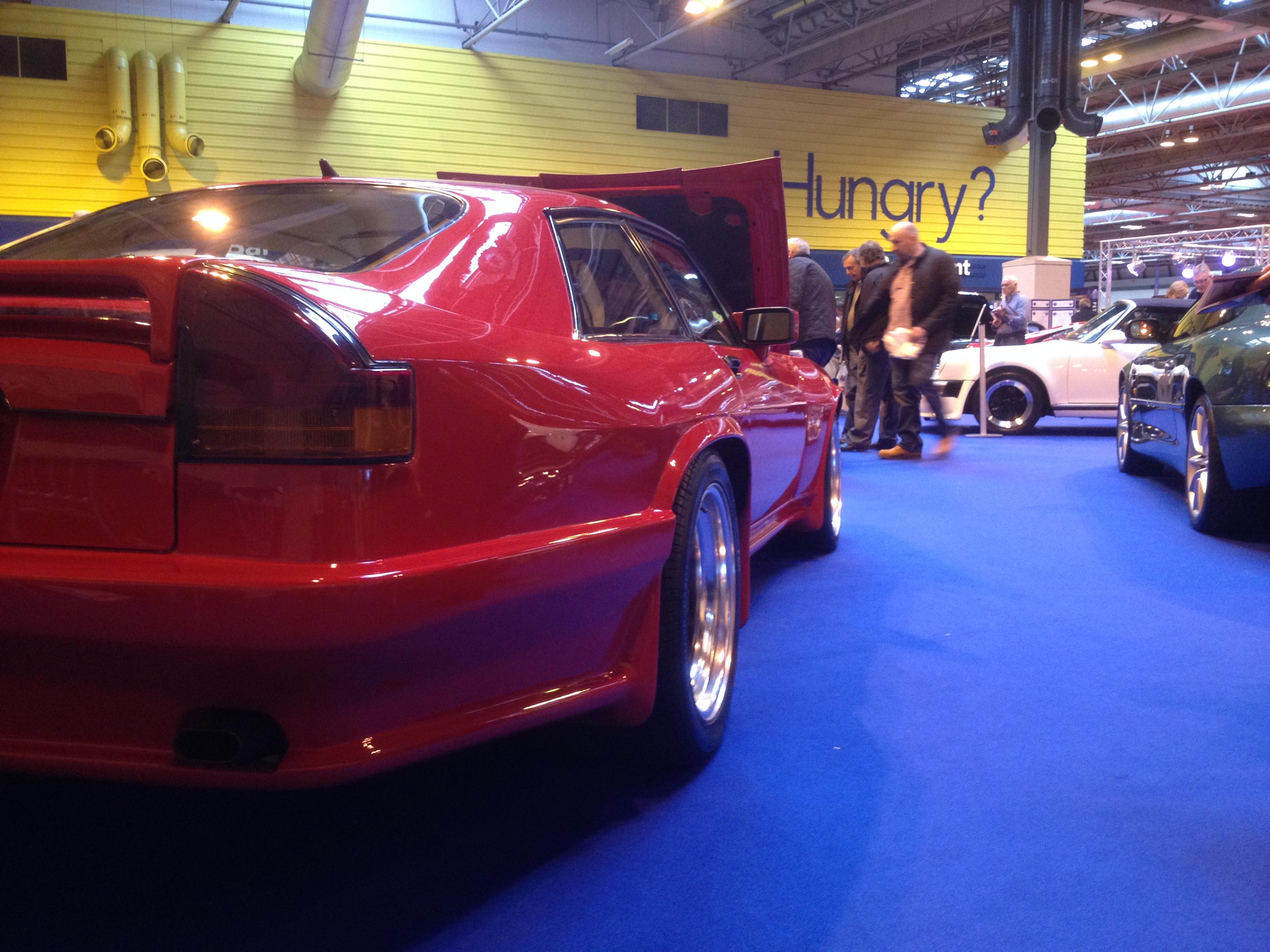 Lister Jaguar Le Mans
