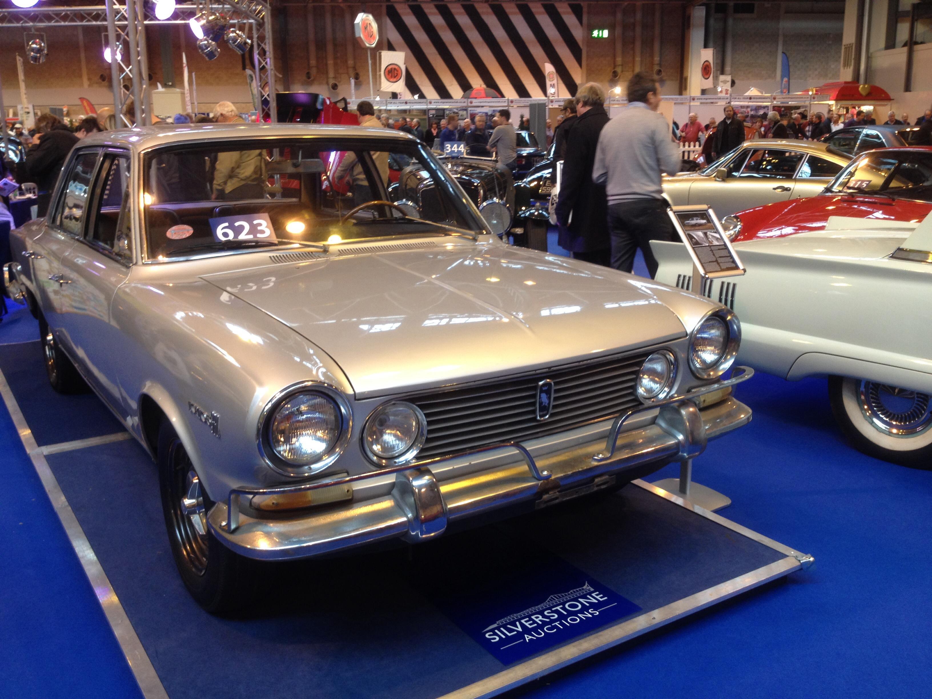 Fangio's IKA Torino 380S