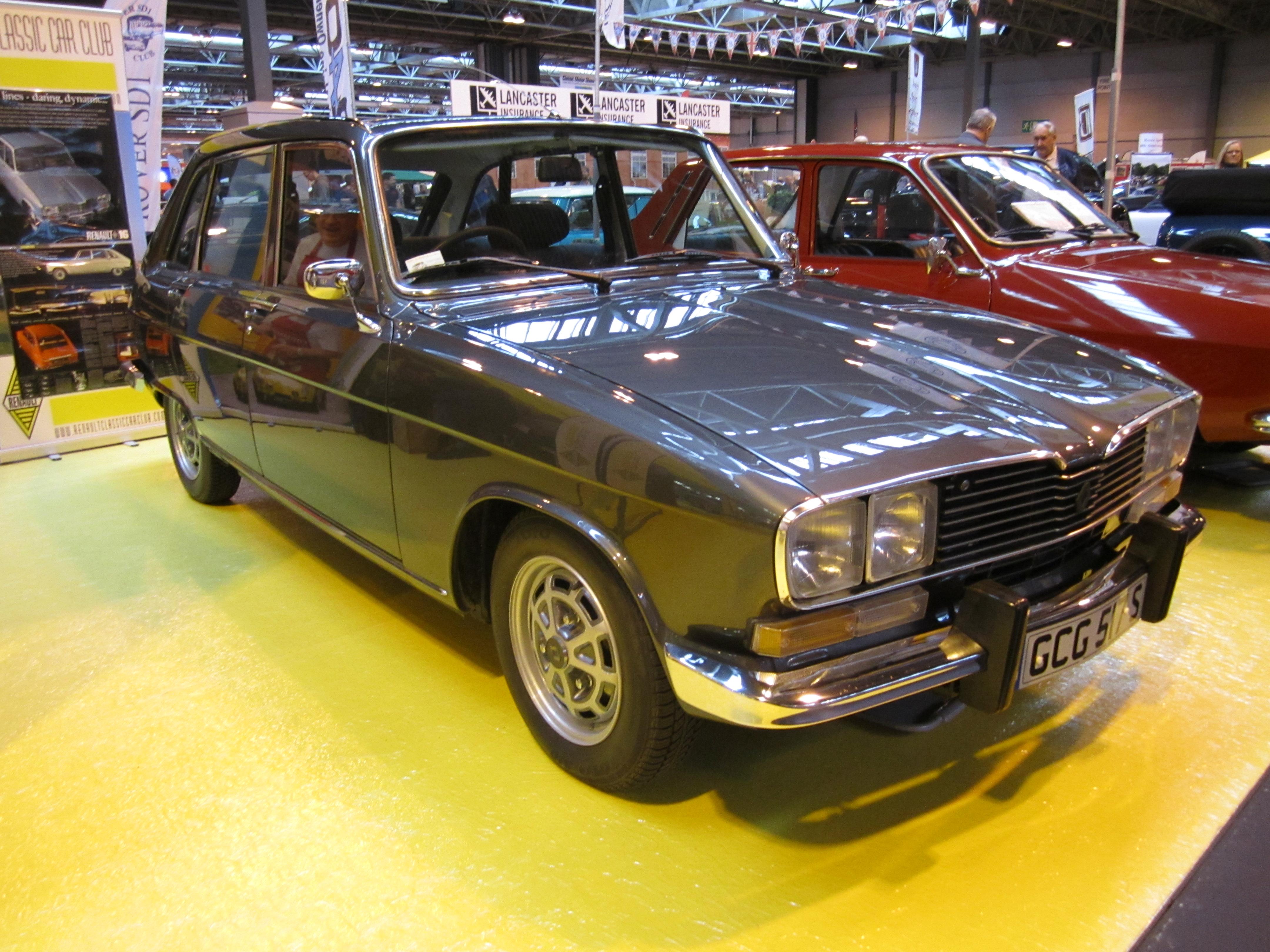 Renault 16TX