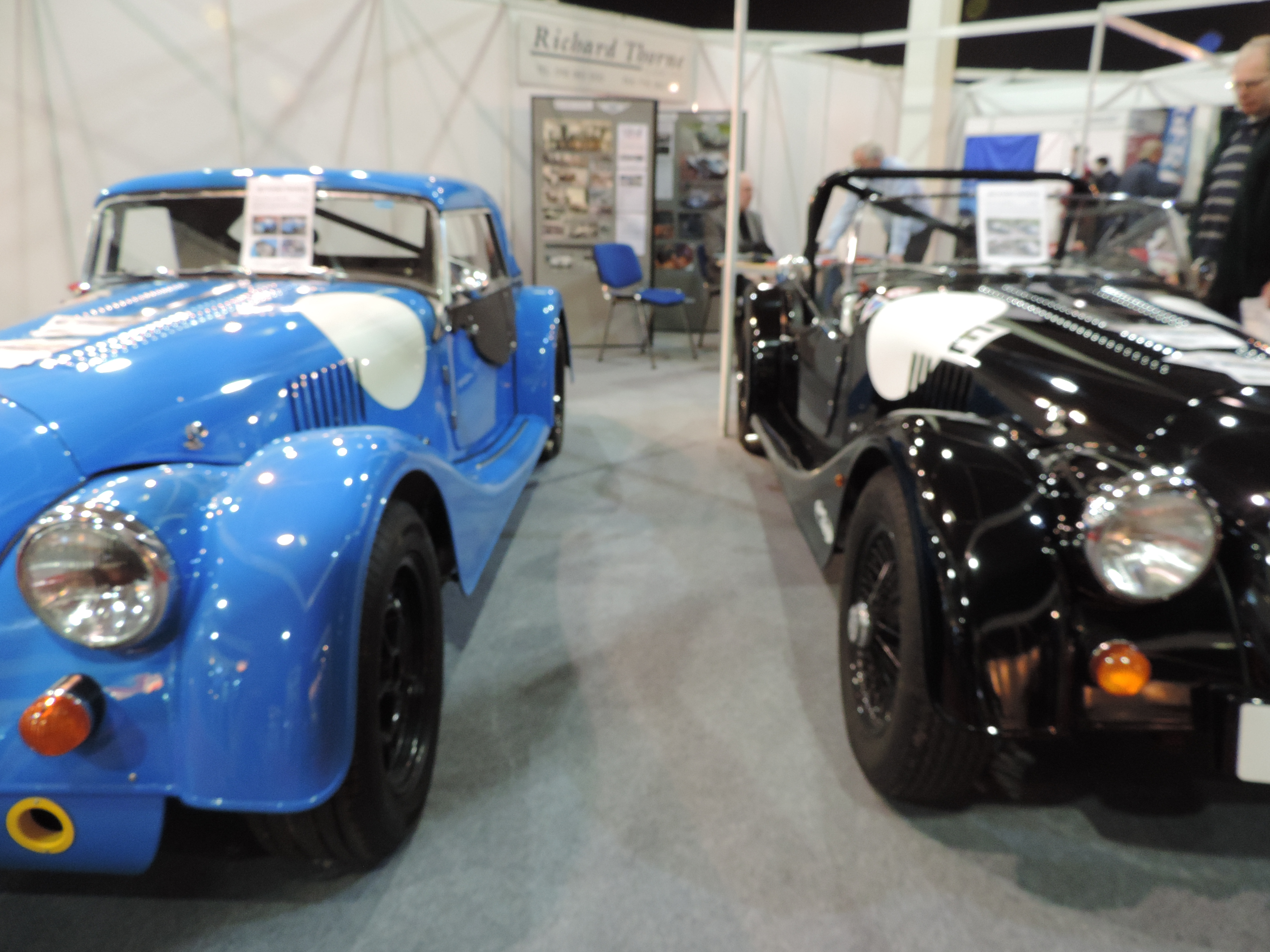Morgan Race Cars