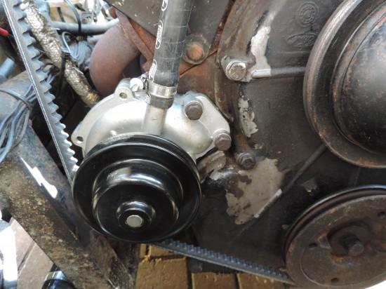 TVR 3000M water pump
