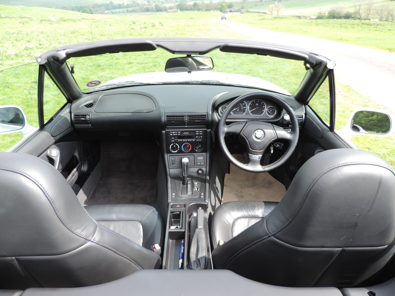 Z3 Interior