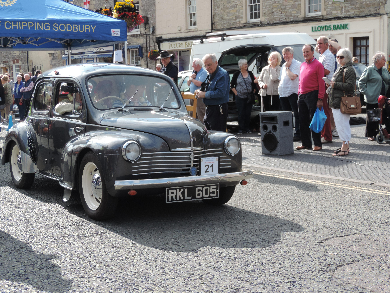 Rare Renault 750