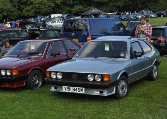 2014 VW Festival at Harewood