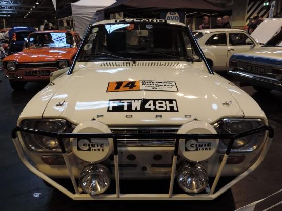 2014 NEC Classic Motor Show