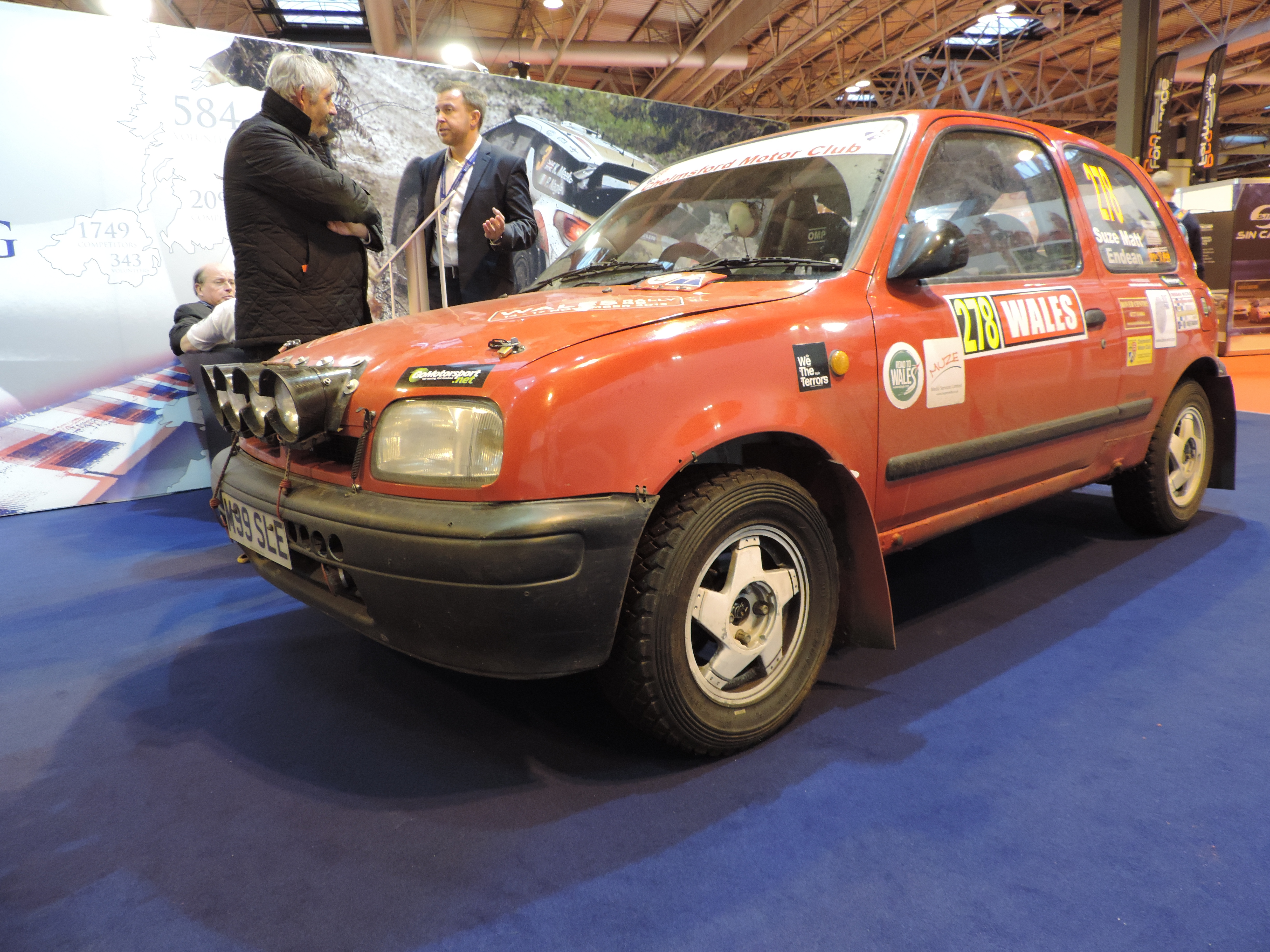 Mighty Micra