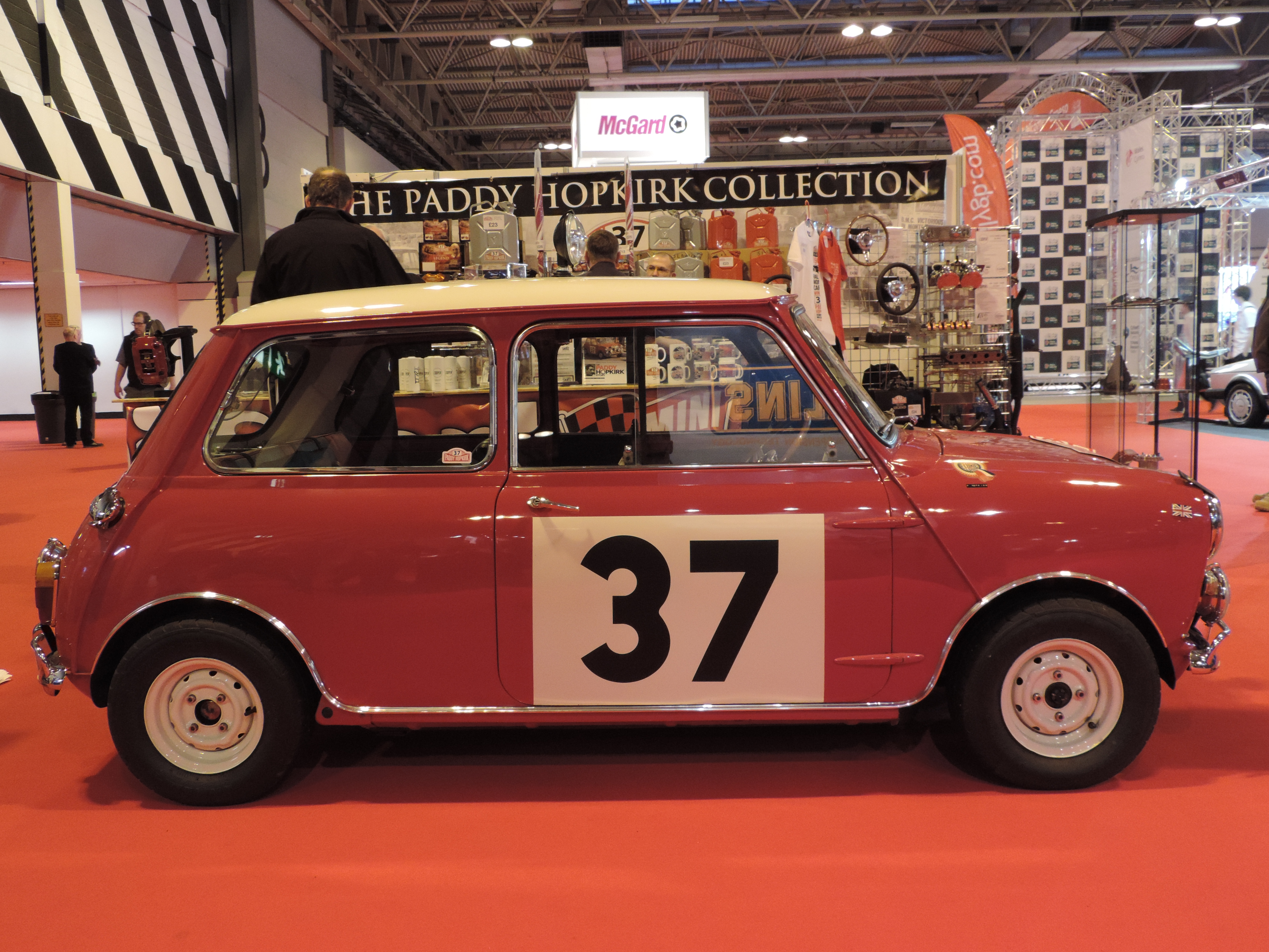 Paddy Hopkirk Collection