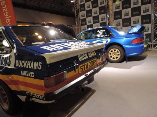 2015 Autosport Racing Car Show