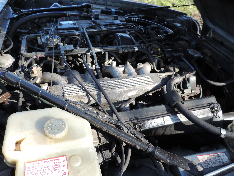 Fuel Injected V12