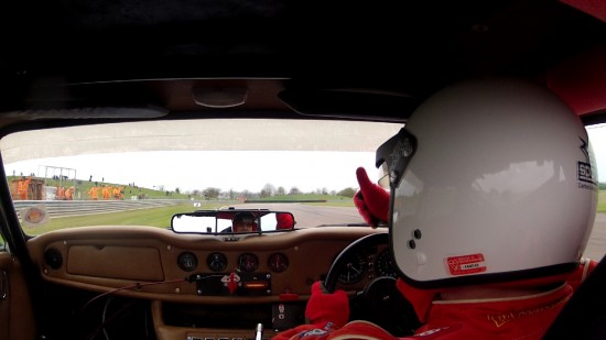 70s Roadsports Thruxton 2015