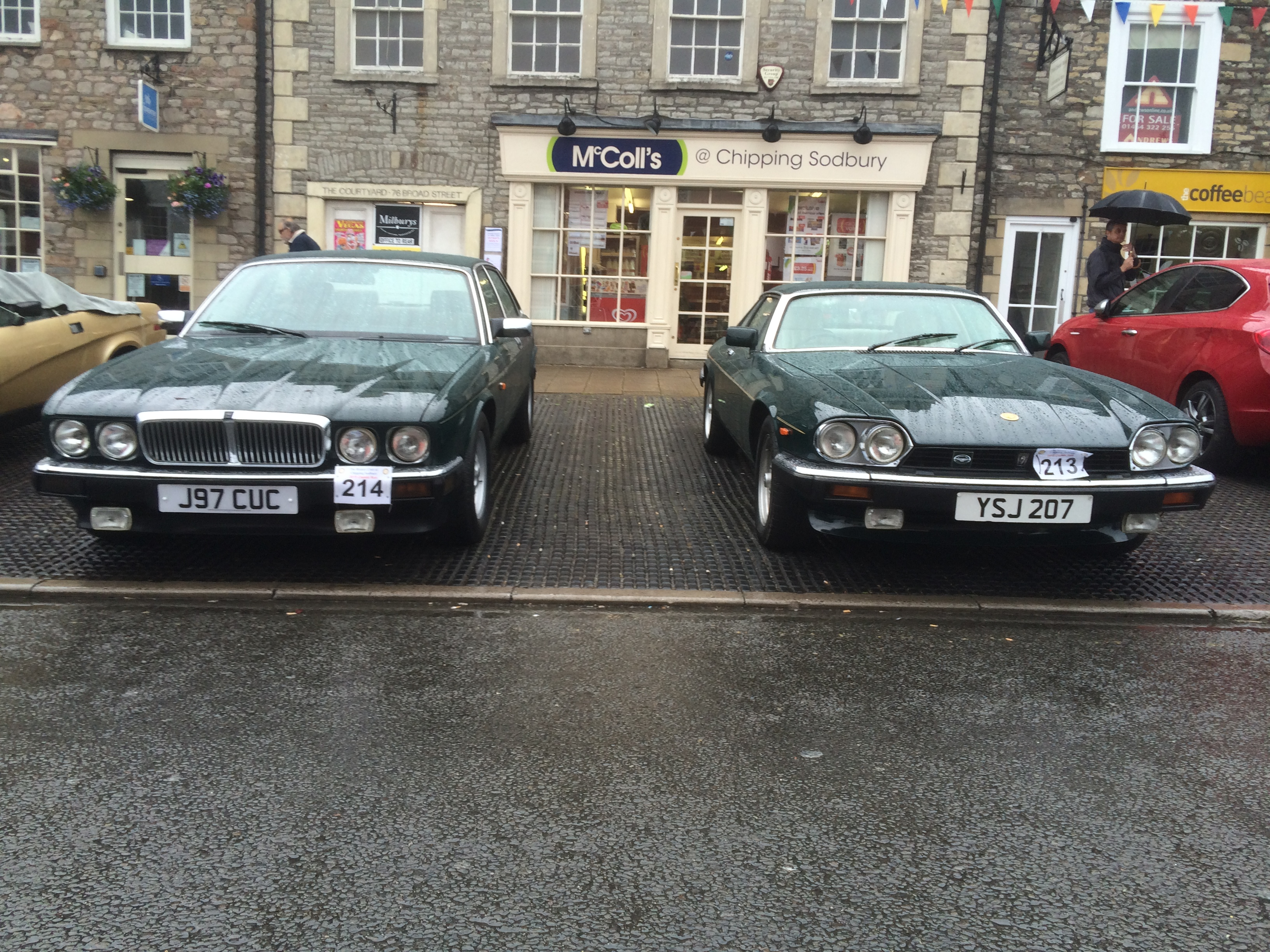 Last of the original XJ and XJS models