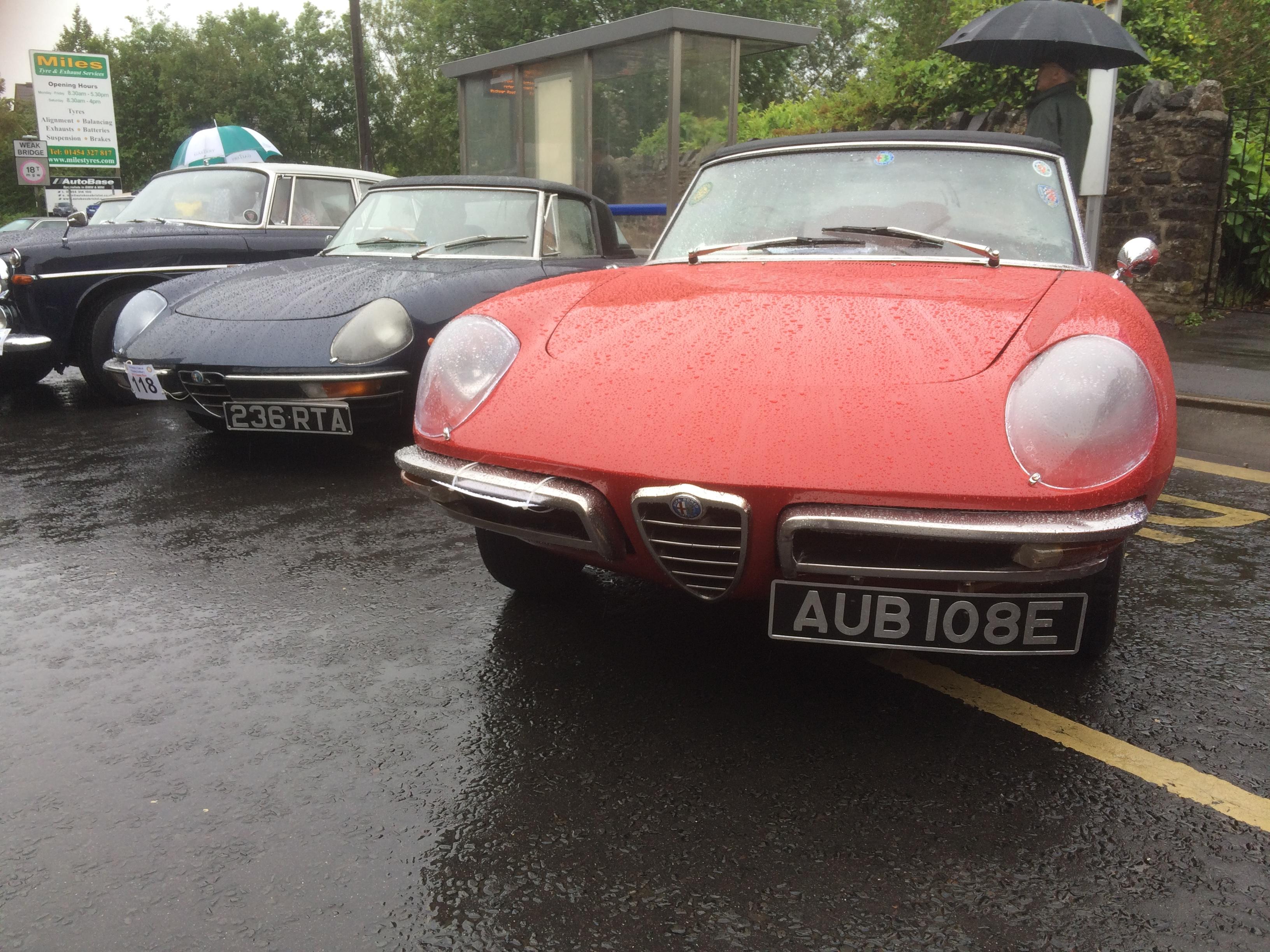 Alfa Romeo Duettos