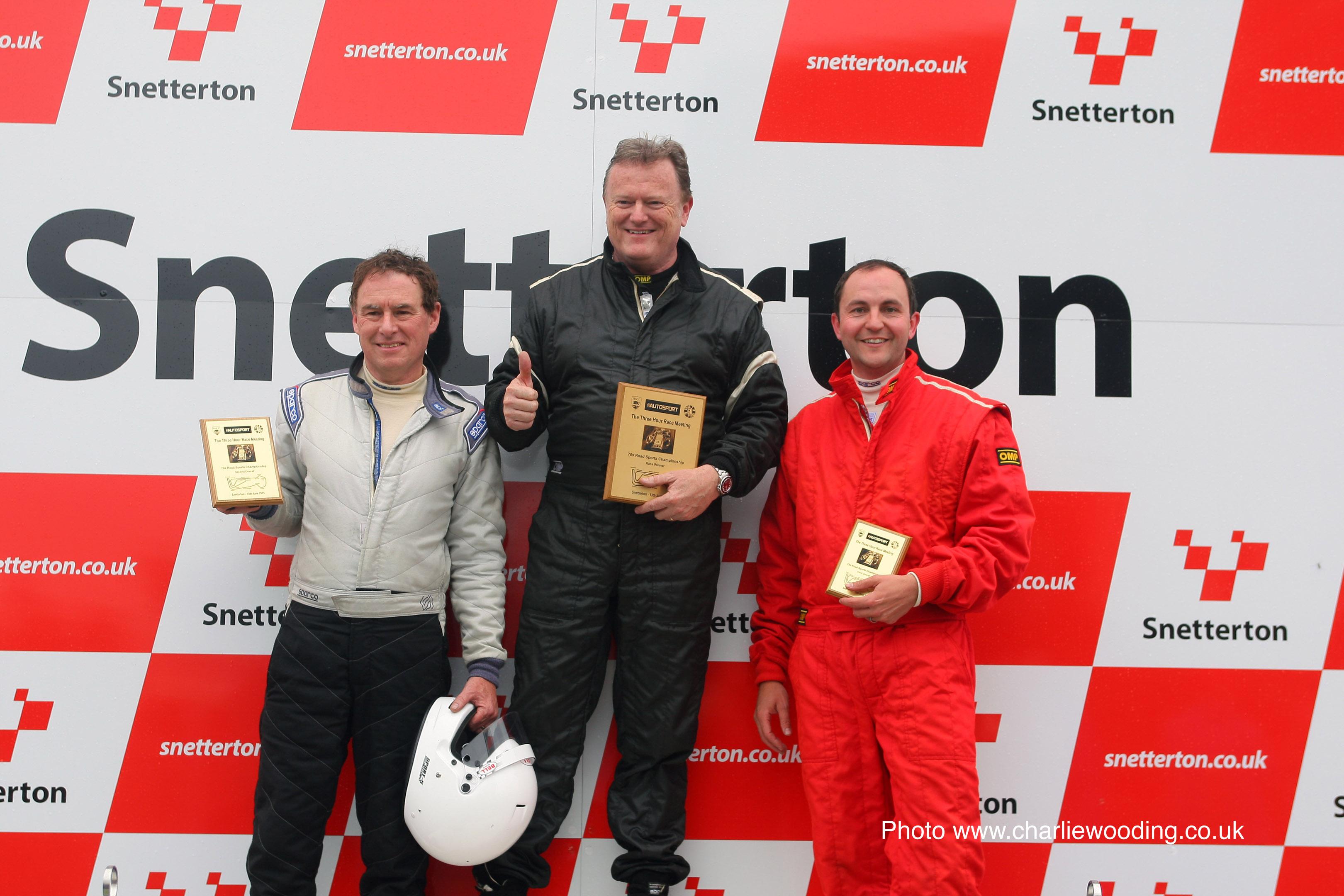 Race 1 Winners