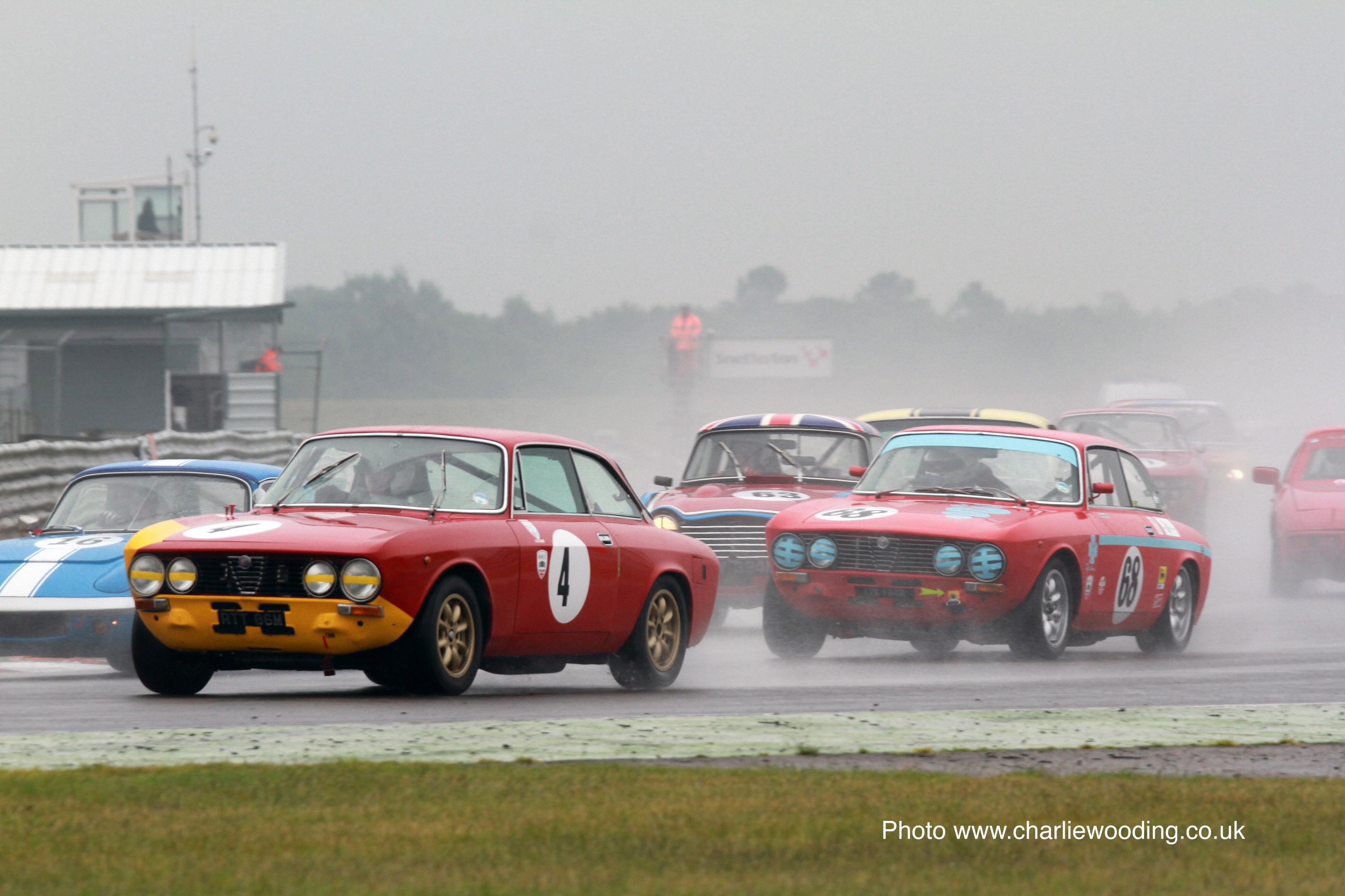 Alfa Romeo GTVs