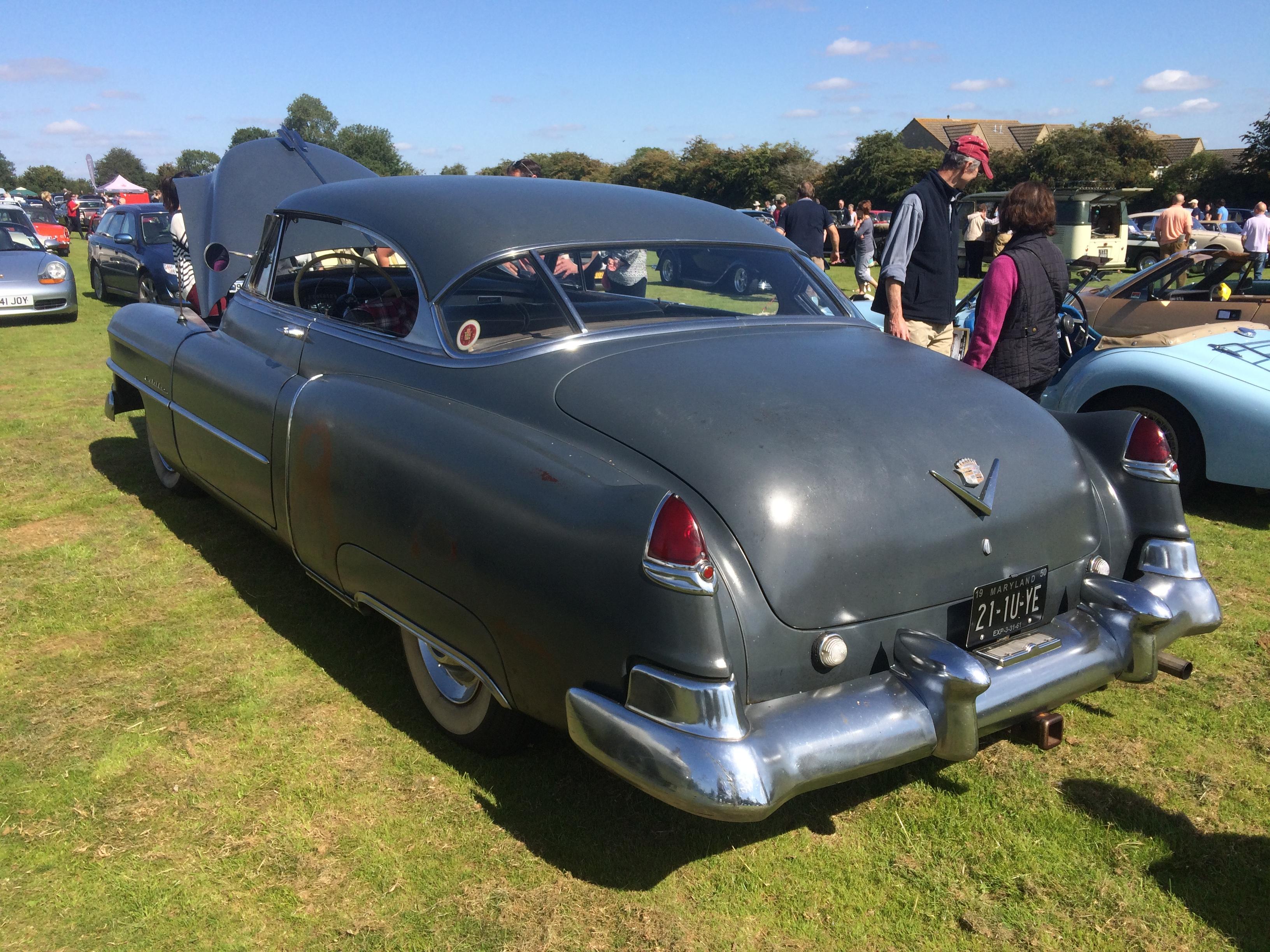Cadillac was huge