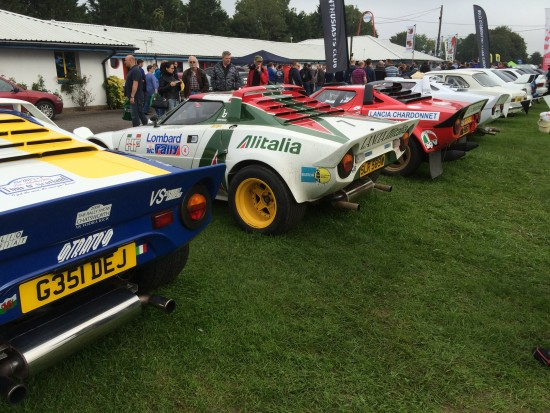2015 Castle Combe Rally Day