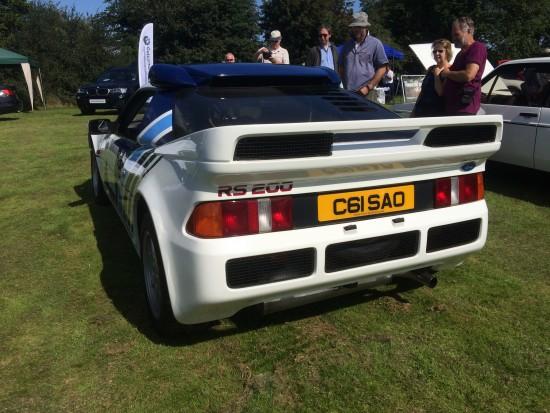 2015 Tetbury Classic Car Show