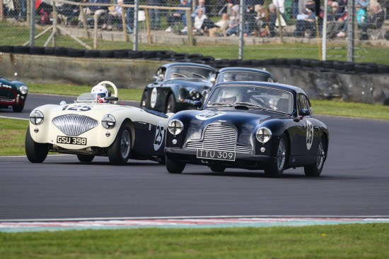 1950s Intermarque was cut short after Ex-Moss DBR1/4 incident (Picture: http://www.jackflashphotography.co.uk/)