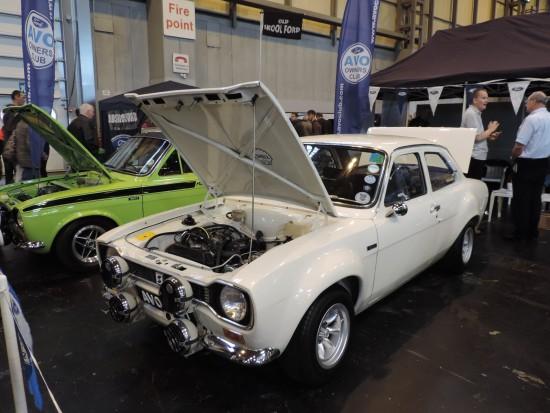 2015 Classic Motor Show