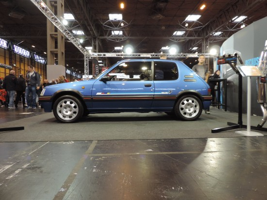 2015 Lancaster Insurance Classic Motor Show
