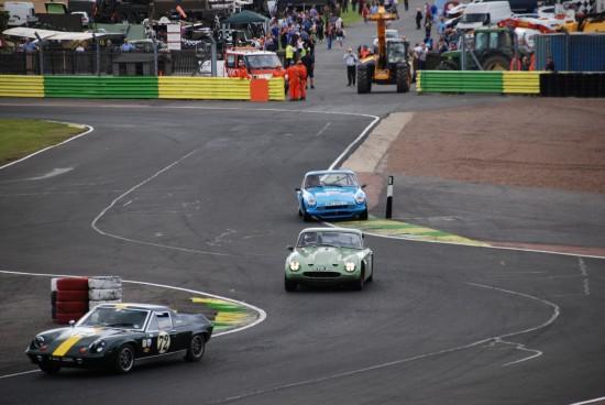 First Year Circuit Racing