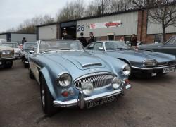 Great Escape Classic Car Road Trip