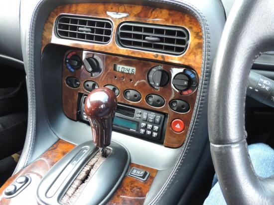 Aston Martin DB7 Volante GTS II