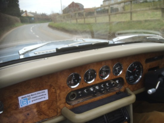 Great Escape Classic Car Road Trip