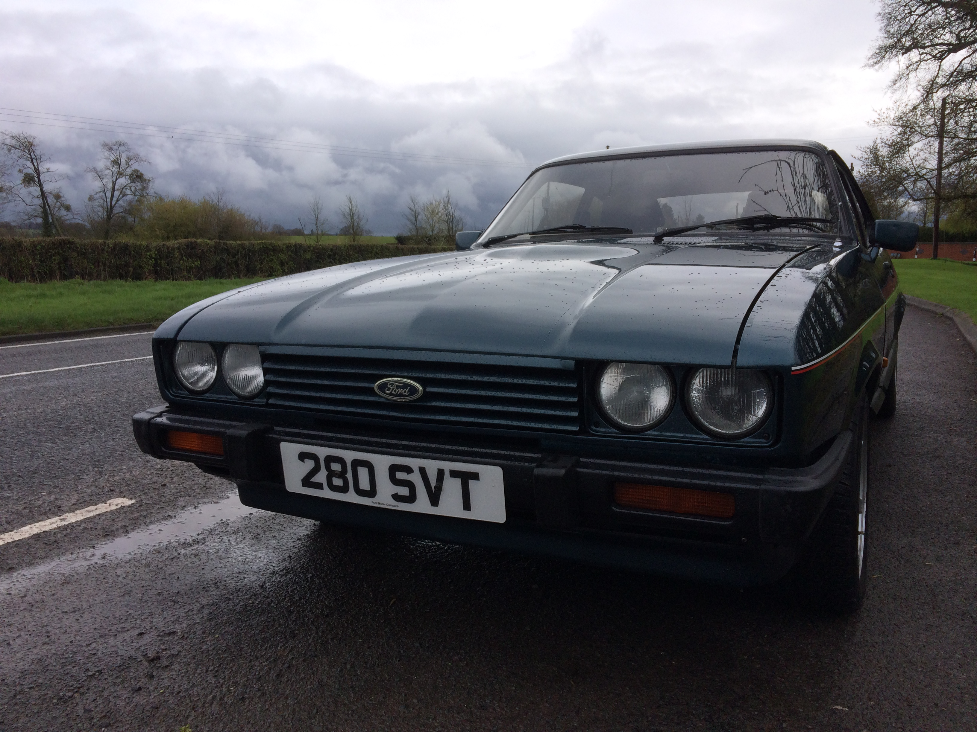 Ford Capri 280 'Brooklands' is so much better than its parts